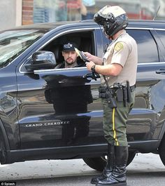 Joel Madden's twin brother Benji pulled over by police in Jeep with tinted windows Rocker Benji Madden didn't enjoy any celebrity privileges while driving around West Hollywood after an eagle-eyed cop pulled him over.The Good Charlotte singer and guitarist - whose twin brother Joel Madden is married to Nicole Richie - was stopped and given a ticket on Thursday.The 34-year-old was asked to step out of his vehicle before he was cited for an unknown traffic violation by the ...