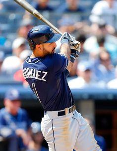 Sean Rodriguez, Tampa Bay Rays