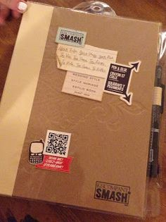 Look to Him and be Radiant: Smash Prayer Journals Love this idea for Sunday School