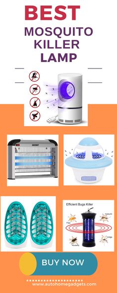 Electronic Insect Killer Plug-in Hygienic Mess Free Compact and Lightweight UK