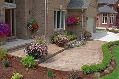 Biondo Cement - Patios Gallery / 51-Walkway-and-Front-Porch-Decorative-Concrete.jpg