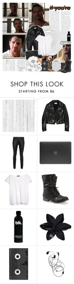 """ I am the spark in your fire , sweetheart "" by x-jen-cozy-wolves-x ❤ liked on Polyvore featuring NLXL, Yves Saint Laurent, Current/Elliott, Incase, MANGO, Chanel, ASOS and Luckies"