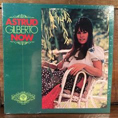 Astrud Gilberto Now Vinyl LP 1972 Perception Records Original Jazz Bossa Nova…