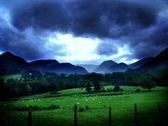 English countryside ~