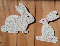 We are the owners of Sweet Dreams Apartment and Piece by Piece Mosaics. Animal Stencil, Mosaics, New Zealand, Bunnies, Stencils, Dinosaur Stuffed Animal, Arts And Crafts, Kids Rugs, China