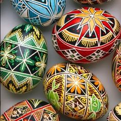 Ukrainian Easter Egg | Pretty Challenging, But Worth It...Ukrainian Easter Eggs