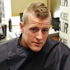 12 Short Mohawk Hairstyles For Men   Men Hairstyles
