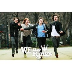 we the kings, my goodness stop being so cute.