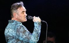 Morrissey 'as good as Betjeman and Larkin'