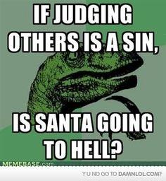 Santa Cant Die!!