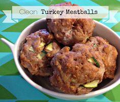 Hello Stripes: {Recipe} Clean Turkey Meatballs (advocare)