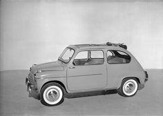 FIAT 600 / Giacosa / 1955