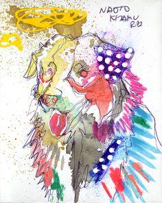 15264 結婚した奴って他人に結婚をやたら勧めてくるよな レトリバー|30000枚描いたら世界へ -北村直登- Nature Sketch, Dog Portraits, Art Images, Korea, China, Japan, Artists, Unique, Illustration