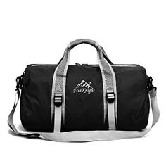 38a5f143941d Coreal 60l Foldable Waterproof Travel Camping Duffel Luggage Gym Sport Bag  with Shoe Compartment GNL