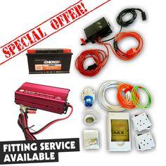 Split Charging / Leisure Battery Bundle Offer 2