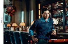 Kit Harington for Esquire UK