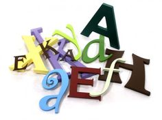 Craft Cuts letters