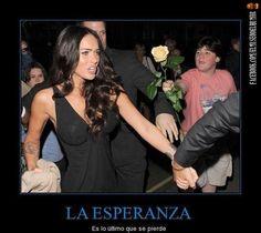 Nunca hay que perderla_ _ . #humor    www.elmuseodelhumor.com