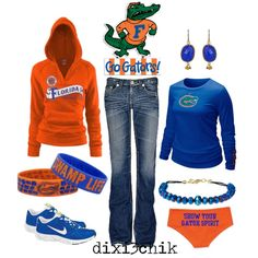 Outfit -- Florida Gators