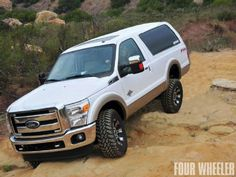 Full size Bronco + Eleven Off-Road Concepts That Should Exist - Four Wheeler Magazine