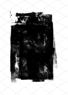 Black rolled ink texture on white background. This was created with real black ink on white paper. Perfect to add texture to your designs and photographs. Can help you get that old letterpress look and feel, where the ink is distressed, aged and worn. Letterpress Printing, White Paper, Your Design, Retro Vintage, Photographs, Stamp, Ink, Texture, This Or That Questions