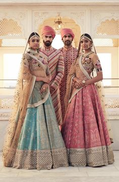 Latest Bridal Lehenga Designs by Sabyasachi - Fashion Foody