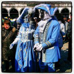 Carnevale, Venice