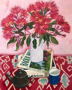 Melanie Vugich (@melanievugich) • Instagram photos and videos Matisse, Shout Out, Photo And Video, Videos, Interior, Floral, Artist, Pink, Photos