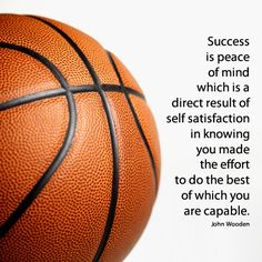 Success is... by John Wooden