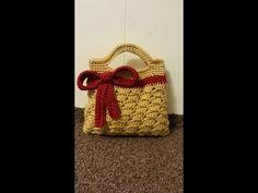 How to add a Zipper and Liner to Crochet Handbag Purse #TUTORIAL DIY bag lining - YouTube