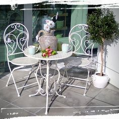 Twitter Outdoor Tables, Outdoor Decor, Decorations, Outdoor Furniture, Cool Stuff, Chair, Twitter, Home Decor, Cool Things