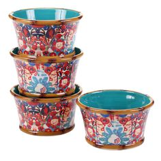 Tracy Porter for Poetic Wanderlust 'Imperial Bengal' 5.5-inch Ice Cream Bowl