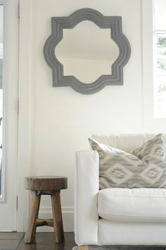 mirror for above the desk