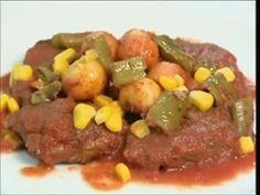 Sebzeli Biftek Tarifi, Sebzeli Biftek Nasıl Yapılır
