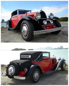 One of the world's rarest cars: this Classic Bugatti Type 41 selling for 2million dollars on @eBay today #ThrowbackThursday
