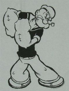 tee shirts of popeye | ... popeye product t shirt features an image of popeye sheer t shirts are