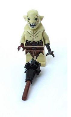 LEGO The Hobbit Azog MINIFIG new from Lego set #79017 #LEGO