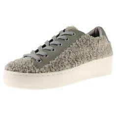 805e522ca5 Steve Madden Womens Bailey Fashion Sneakers Textured Platform