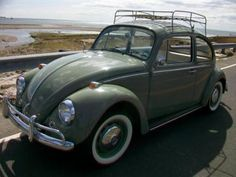Volkswagen 1967 beetle, mine was blue.  This was my first car and I paid $400 for it.  Billy the Bug.