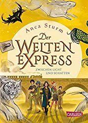 Der Welten-Express | Jugendbuchvorstellung - KiMaPa Products, The Golden Compass, Mixed Emotions, Light And Shadow, Reading Books, Gadget