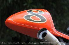 KTM 525 EXC Café Moto ~ RSD | Grease n Gasoline