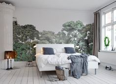 Product image for Wall mural Bellewood