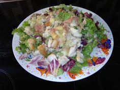 Κεφτέδες από μαρούλι Greek Recipes, Potato Salad, Recipies, Potatoes, Ethnic Recipes, Food, Recipes, Rezepte, Potato