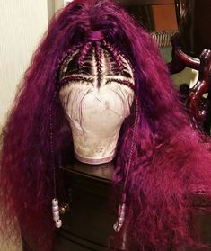 [Hebery] Hebery Hair wigs Store-The best human hair and full lace silk top wigs online Front Hair Styles, Curly Hair Styles, Natural Hair Styles, Cute Hair Colors, Cool Hair Color, Baddie Hairstyles, Weave Hairstyles, Elegant Hairstyles, African Hairstyles
