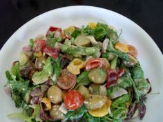 Ravas+Fish+(Indian+Salmon)+Salad