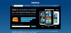 Nokia Lumia: fino a 40 euro di sconto con Hotmail