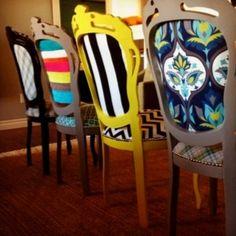 cadeiras coloridas como eu quero.