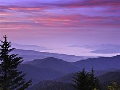 Clingman's Dome, Great Smoky Mountains