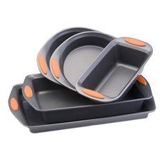 Rachael Ray 5 Piece Yum-o! Bakeware Set