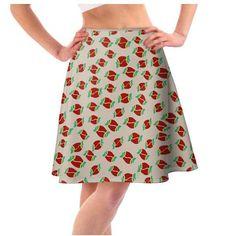 Beige Skirt Jersey Skirt Ivory Skirt Gift for Pisces
